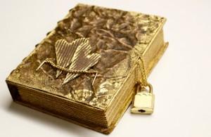 Vintage golden book Loriete1